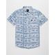RVCA Flower Block Boys Shirt