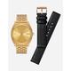 NIXON 2 Pack Time Teller Watch