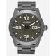 NIXON Corporal SS Gunmetal Watch
