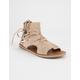 BILLABONG East of Eden 2 Tan Womens Sandals