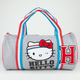 HELLO KITTY Athletic Duffle Bag