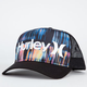HURLEY Record Scratch Mens Trucker Hat