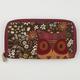 KARMA Patchwork Owl Ditsy Wallet