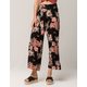 FULL TILT Tropical Womens Crop Pants