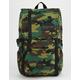 JANSPORT Hatchet Special Edition Canvas Surplus Camo Backpack