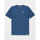 CHIEFTON Basic Hemp Mens T-Shirt