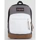JANSPORT Right Pack Black & Grey Horizon Backpack