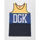DGK Backhand Mens Tank Top