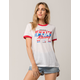 FOX First Placed Womens Ringer Tee