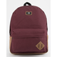 VANS Old Skool II Burgundy Backpack