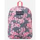 JANSPORT Superbreak Diamond & Plumeria Pink Backpack