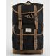 BENRUS Scout Black Backpack