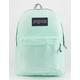 JANSPORT Superbreak Brook Green Backpack