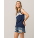 RVCA The BF Womens Ripped Denim Shorts