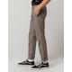 RSQ London Rigid Plaid Skinny Mens Chino Pants