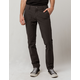 RSQ London Rigid Plaid Skinny Mens Chino Pants
