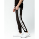 BROOKLYN CLOTH Side Stripe Mens Jogger Pants