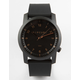 RIP CURL Cambridge ABS Silicone Black & Gold Watch
