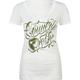 FAMOUS Stars & Straps FSAS x Yelawolf Country Fresh Womens Tee
