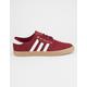 ADIDAS Seeley Burgundy & Gum Mens Shoes
