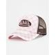 VON DUTCH Checker Womens Trucker Hat