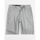 VOLCOM Frickin Drifter Grey Boys Shorts