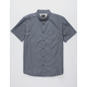 QUIKSILVER Valley Grooves Mens Shirt