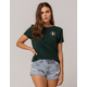 VOLCOM Everyday Forest Womens Tee