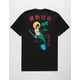 RIOT SOCIETY Mermaid Samurai Mens T-shirt