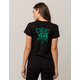 VANS Triangle Rocker Womens Tee