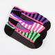 FULL TILT 3 Pack Soft Cushion Womens No Show Socks