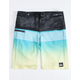 QUIKSILVER Highline Lava Boys Boardshorts