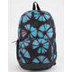 HURLEY Blockade Tropics Black Backpack