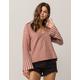 AMUSE SOCIETY After Sundown Womens Sweater
