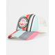 BILLABONG Shenanigans White Girls Trucker Hat