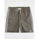 LIRA Truth Olive Mens Shorts