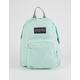 JANSPORT Half Pint Brook Green Mini Backpack
