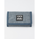 BILLABONG Atom Heather Gray Wallet