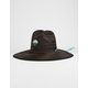 VISSLA Da Fin Mens Straw Lifeguard Hat