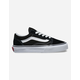 VANS Old Skool Black & True White Kids Shoes
