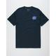 RETROFIT NASA Patch Mens T-Shirt