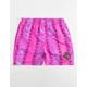 GOTCHA Guata Fish Pink Mens Volley Shorts