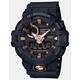 G-SHOCK GA710B-1A4 Black & Rose Gold Watch