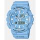 G-SHOCK GAX100CSA-2A Pearl Blue Watch