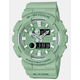 G-SHOCK GAX100CSB-3A Green Watch