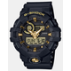 G-SHOCK GA710B-1A9 Black & Gold Watch