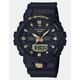 G-SHOCK GA810B-1A9 Black & Gold Watch