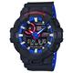 G-SHOCK GA700LT-1A Red & Blue Watch