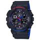 G-SHOCK GA100LT-1A Red & Blue Watch