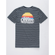 SAN ONOFRE SURF CO. Old School Mens T-Shirt